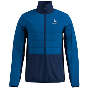 Odlo Millenium S-Thermic Element Veste Homme, estate blue/directoire blue